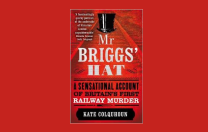 Mr. Briggs' Hat:  Kate Colquhoun