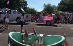 Small Town Parade…