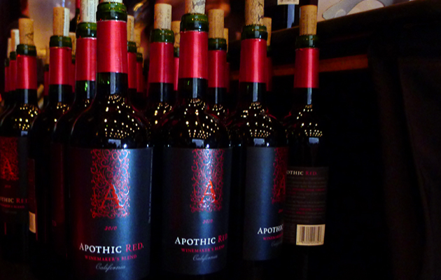 Apothic Red…