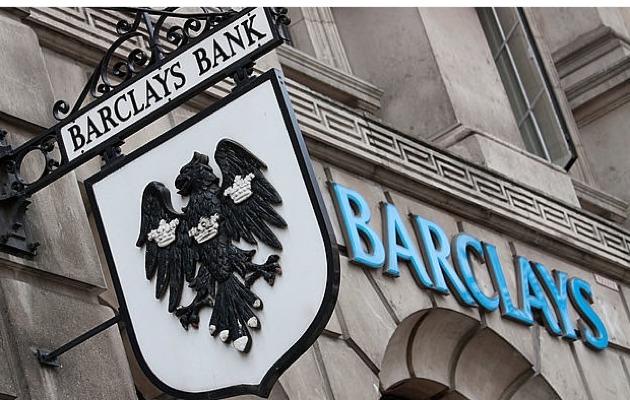 Barclays Banking Again…