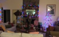 What the Night Before Christmas Looked Like…