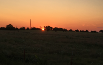 Sunrise and Sunset…