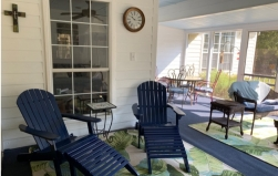 The Back Porch…