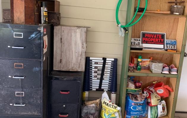 GarageShelves