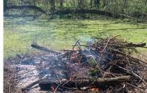 Annual Burn at Footlights…