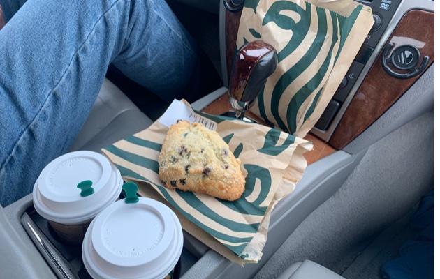 Starbucks…