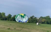 Hot Air Balloon…